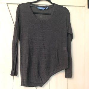 Vera Wang Asymmetrical Sweater